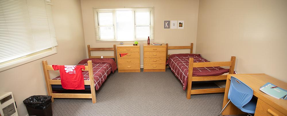 Double Room #17
