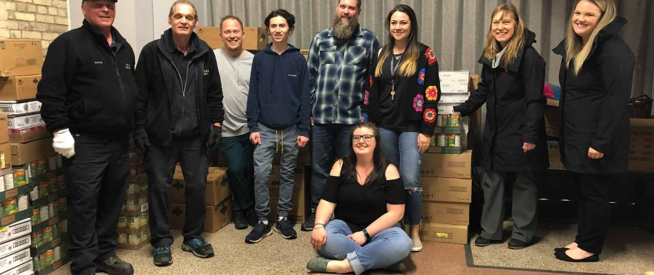 Huron students raise more than $17,000 to support homeless youth