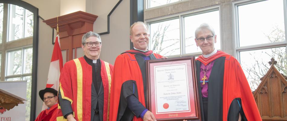 Huron hosts its 313th Theology Convocation