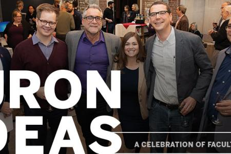 Huron Ideas: A Celebration of Faculty Research
