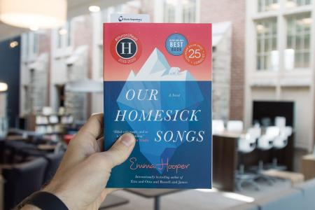 President's Lecture on Our Homesick Songs (this year's Huron1Read)