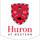 Huron College logo